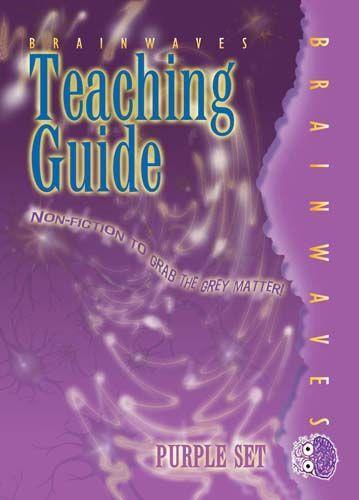 Brainwaves Teaching Guide: Purple