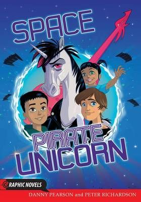 Space Pirate Unicorn