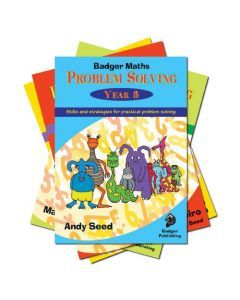Maths Problem Solving Years 1 - 6 pack