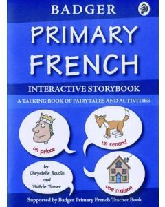 Badger Primary French: Interactive Story Book