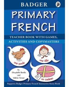 Primary French Teacher Book