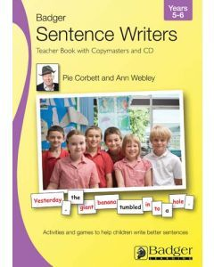 Sentence Writers Years 5-6
