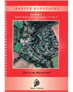 Geography KS2 Teacher Book 1 for Year 3