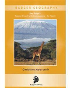 Geography KS2 Teacher Book 4 for Year 6