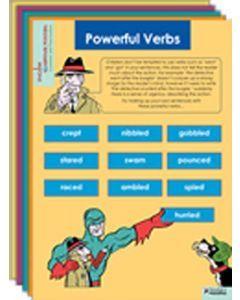 English Sharpener Posters: Grammar & Punctuation