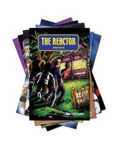 Full Flight Variety - Readers Pack
