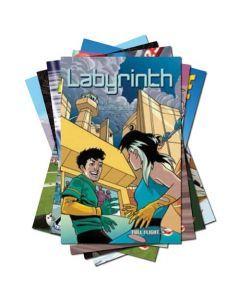 Full Flight Gripping Stories - Readers Pack