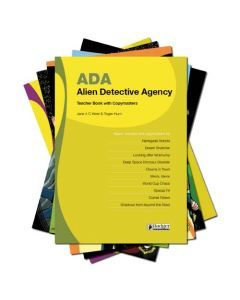 Alien Detective Agency I & II - Complete Pack with Teacher Book + CD