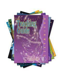 Brainwaves Purple Guided Reading Set