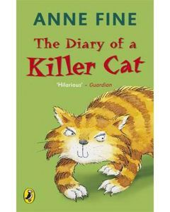 The Diary of a Killer Cat - Pack of 6