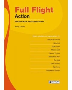 Full Flight Action Teacher Book + CD