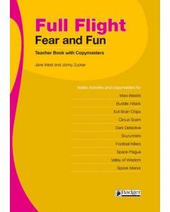 Full Flight Fear and Fun Teacher Book + CD