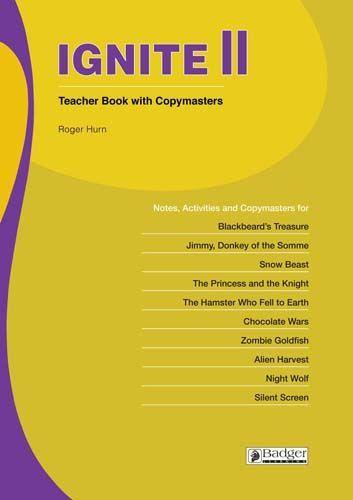 Ignite II Teacher Book & CD