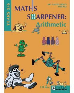 Maths Sharpener: Arithmetic Teacher Book and CD Years 5/6