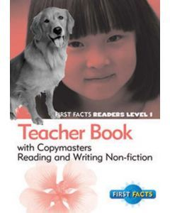 Go Facts Level 1 Teacher Book