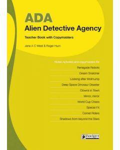 Alien Detective Agency: Teacher Book + CD