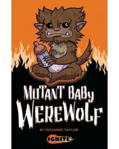 Mutant Baby Werewolf
