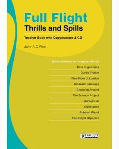 Full Flight Thrills and Spills: Teacher Book & CD