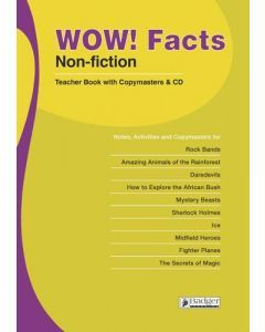 WOW! Facts (P) Teacher Book & CD
