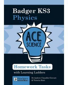 ACE Science: Homework Activities with Learning Ladders: Physics Teacher Book + CD