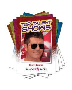 Famous Faces - Readers Pack