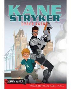 Kane Stryker, Cyber Agent