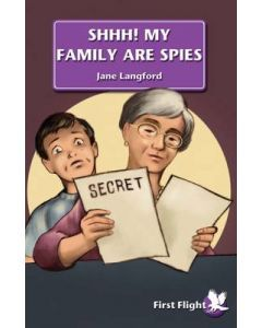 Shhh! My Family are Spies!