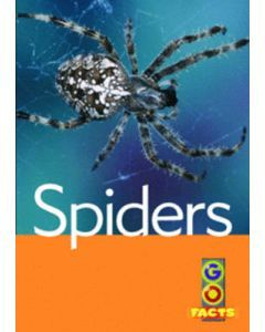 Spiders (Go Facts Level 2)
