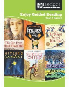 Enjoy Guided Reading Year 6 Book C Teacher Book & CD