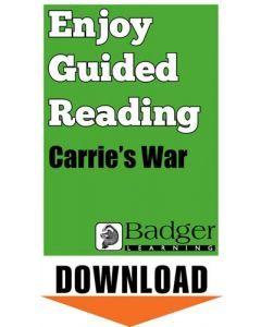 Enjoy Guided Reading: Carrie's War Teacher Notes