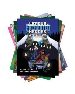 The League of Enchanted Heroes - Readers Pack