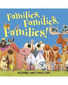Families, Families, Families! - Pack of 6