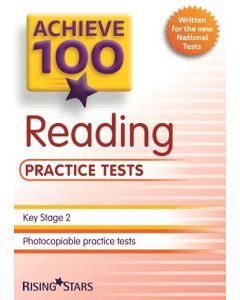 Achieve 100 Reading Practice Tests