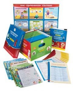Engage Literacy Comprehension Kit Levels 9-15