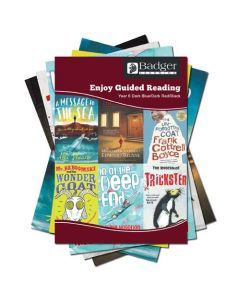 Enjoy Guided Reading KS2 Book Bands: Year 6 Dark Blue, Dark Red & Black Complete Pack