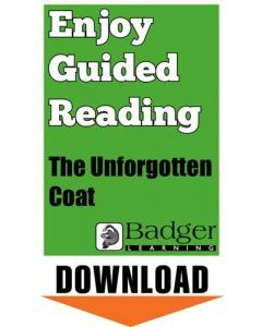 Enjoy Guided Reading: The Unforgotten Coat Teacher Notes