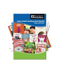 Enjoy Guided Reading Book Band - Blue to Green Complete Pack
