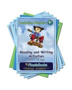 Dandelion Readers 1: Initial Phonic Code with Workbooks
