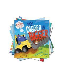 Age 3-4: New Picture Books
