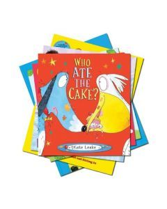Age 5-6: New Picture Books