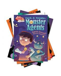 Age 6-7: New Fiction for Developing Readers (Turquoise to Lime)