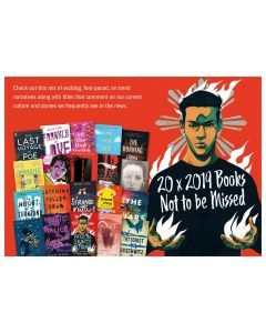 20 x 2019 Books Not to be Missed Poster